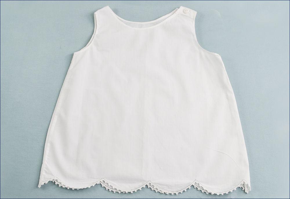 7fec8dcff03c Simply Wonderful Things Vintage Baby Slip